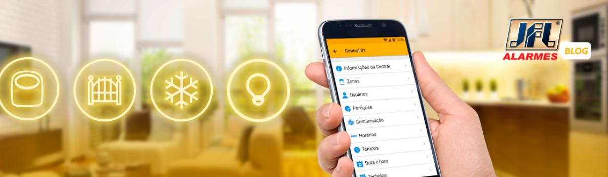 Aplicativos para monitorar a segurança remotamente