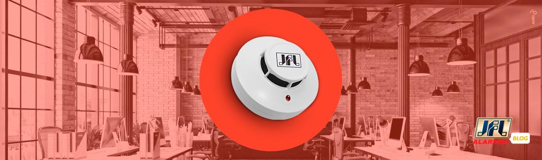 Entenda a importância do detector de fumaça