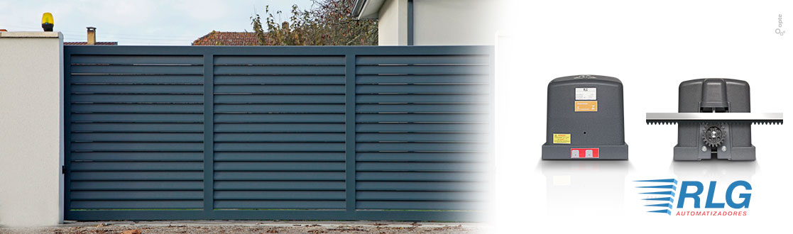 RLG Automatizadores: o motor para portão ideal para sua casa ou empresa