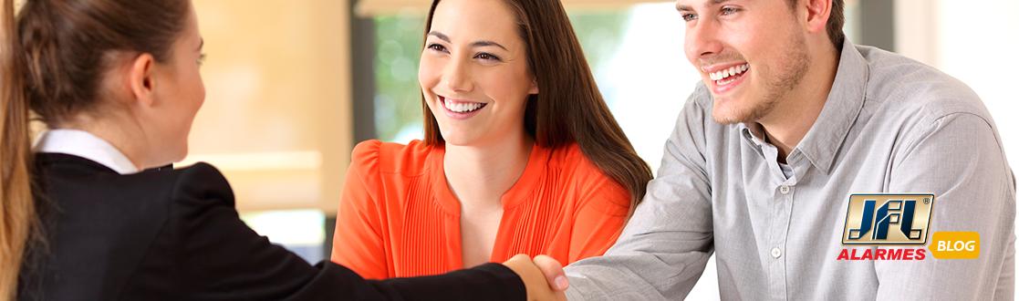 5 estratégias para vender segurança e melhorar o seu serviço