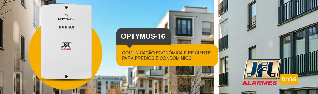 Comunicação econômica e eficiente para prédios e condomínios