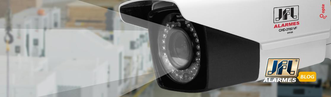 Conheça as especificações da Câmera Varifocal