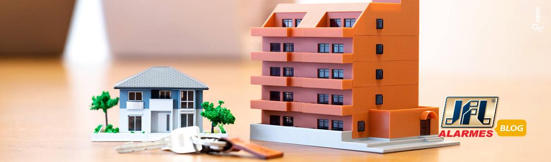 Casa, prédio ou condomínio: veja qual o melhor tipo de moradia para você